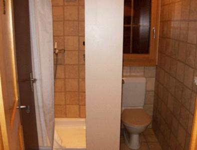 WC, Duschräume